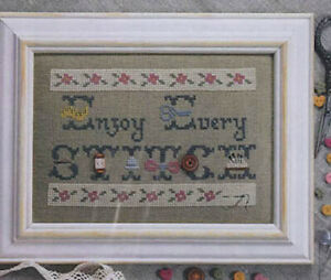 10/% off Stoney Creek Counted X-stitch chart Wicked