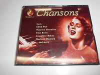 Cd   Chansons von Various  - Doppel-CD
