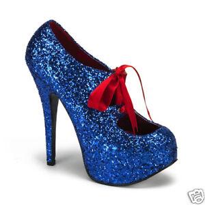 36 Zeppa Tacco Donna Scarpe Al Dal Sexy Glitter 42 Hot 14 Numero Invisibile Ix1Tvwq
