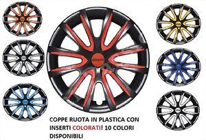 Set 4 Enjoliveurs Roues14 Sedici Universali14 16 Ruota Copricerchi 16 Sedici Fiat de 4 Coupes Universal Coppe Set Fiat 4w4O0ArWv