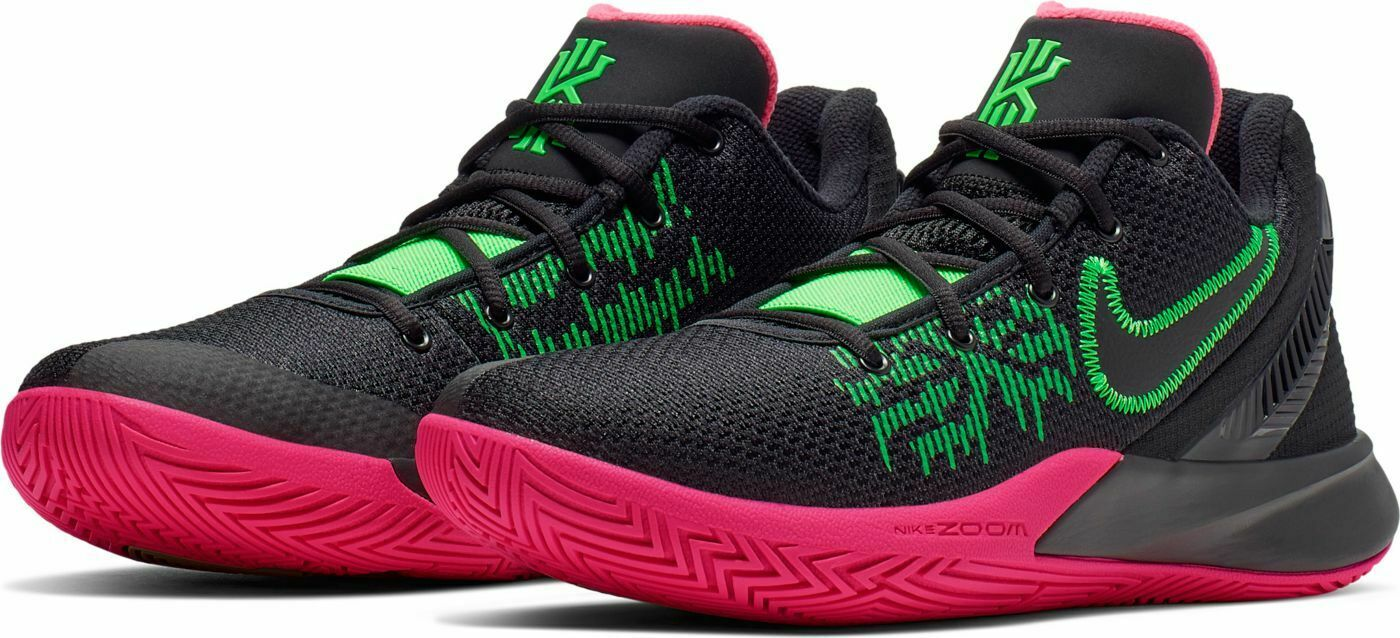 new concept 122da 616e6 Nike Kyrie Flytrap 2 Black/Hyper Pink/ II Kyrie Irving Basketball 2019 All  NEW