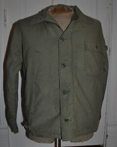 Vietnam-Era-USN-A-2-Cold-Weather-Deck-Jacket-Permeable-size-L-42-44