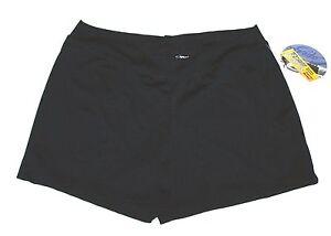 8db9d9cea867 New Capezio BoyCut Booty Shorts Low Rise Dance Yoga Stretch Black ...