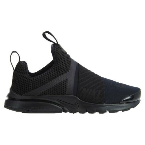 GS Nike Big Kid/'s Presto Extreme Shoes NEW AUTHENTIC Black 870020-001
