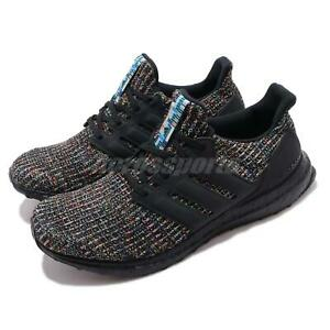 Details about adidas UltraBOOST M 3.0 Black Multi Color Mens Running Shoes BOOST G54001