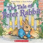 The Tale of Peter Rabbit by Beatrix Potter (Board book, 2014)