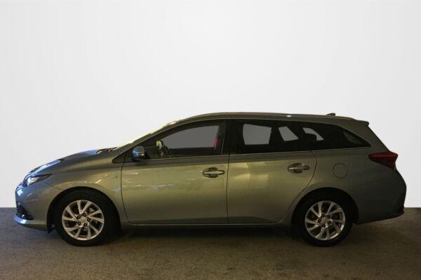 Toyota Auris 1,8 Hybrid H2 Comfort TS CVT - billede 1