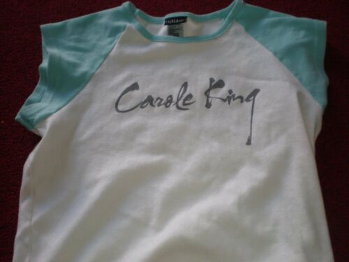 Carole King T Shirt Size L Pre-Owned