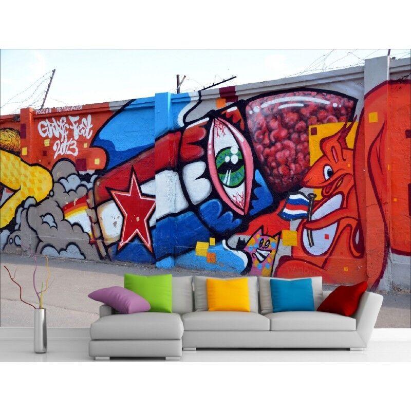 Wandaufkleber Riesig Deko   Tag Grafiti 11108