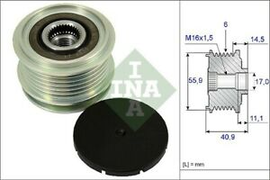 Overrunning-Alternator-Pulley-535001210-INA-Clutch-021903119G-022903119A-Quality