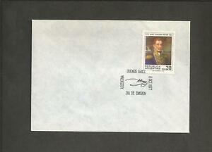 ARGENTINA-1977-100th-Anniversary-of-the-Birth-of-Admiral-Guillermo-Brown-FDC