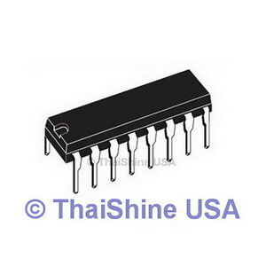 2-x-74LS138-HD74LS138P-3-to-8-Decoder-Demultiplexer-IC-USA-Seller-Free-Shipping