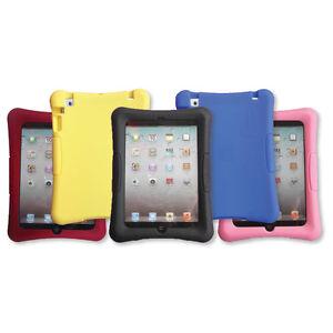 iPad mini 1,2, 3, 7.9 inch Shock Proof Silicone Protective Kid Case + Free Stand