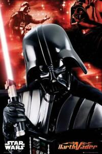 LARGE-EMPIRE-STAR-WARS-DARTH-VADER-POSTER-NEW-233