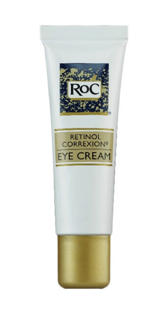 RoC Retinol Correxion Eye Cream 0.5 fl. oz. New in Box*