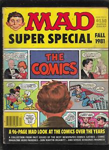 "MAD MAGAZINE ""SUPER SPECIAL FALL 1981"""