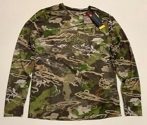 c873c18f6aab0 UNDER ARMOUR MEN'S XXL EARLY SEASON LONGSLEEVE CAMO HUNT SHIRT NWT ...