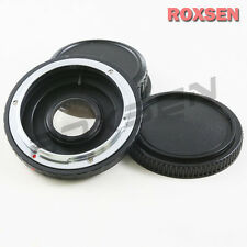 Canon FD mount Lens to Pentax K PK adapter for K10D K200D K100D K-01 K-r K-x K-5