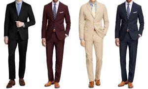 Braveman PR02 Men/'s Classic Fit Suit 2 piece Size 36R x 30W Suits set
