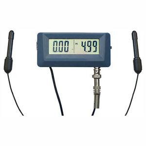 Medidor / Monitor digital continuo de pH y Conductividad EC/CE (pH-0253)