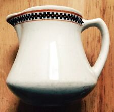 1940s O. HENRY HOTEL O'HENRY HOTEL WARE CREAMER PITCHER, GREENSBORO, NC