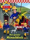 Feuerwehrmann Sam Mitmachblock (2014, Taschenbuch)