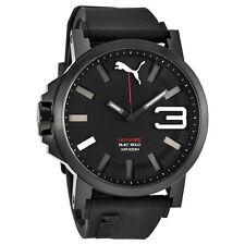 Puma Ultrasize Black Dial Mens Watch PU103911005U