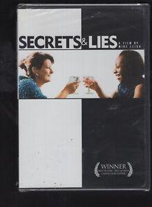 Secrets-amp-Lies-DVD-2005-Widescreen-FACTORY-SEALED-OOP-RARE-REG-1
