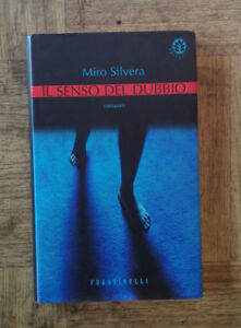 Il-senso-del-dubbio-COP-RIGIDA-Miro-Silvera-Frassinelli-2001-OTTIMO