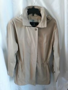 London Fog Womens Jacket With Hood Sz X Small Petite Ebay