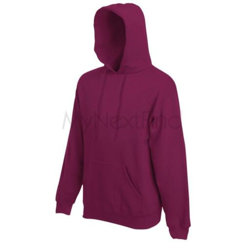 Fruit of the Loom Premium 70//30 Hoodie Hooded Sweatshirt