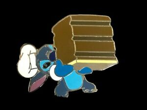 Disney-Pin-Lilo-amp-Stitch-Trading-Stater-Set-Stitch-Baking-a-Huge-Birthday-Cake