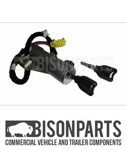 034-RENAULT-MAGNUM-Ignition-Barrel-Lock-with-Keys-5010232097-BP127-011