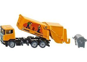 SIKU-Faun-Refuse-Lorry-1-87-Scale-Die-Cast-Toy-Car-NEW