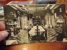 5x7 Photo Reprint Fort Wadsworth Dining Hall Staten Island New York City NYC