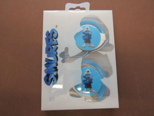 Gutsy The Smurfs Clip Over Ear Headphones for Child Kids Children Boys//Girls