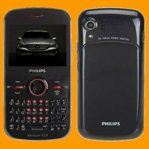 Philips-Xenium-F322-2MP-LED-FM-MP3-A2DP-QWERTY-Dual-SIM-Standby-GSM-Cell-Phone