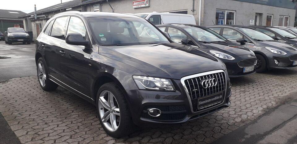 Audi Q5 3,0 TDi 240 S-line quattro S-tr. Diesel 4x4 4x4 aut.