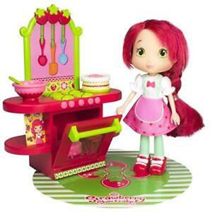 Parfumé Strawberry Shortcake Doll & Cuisine Café Convient Aux Âges 3+-afficher Le Titre D'origine Une Grande VariéTé De Marchandises