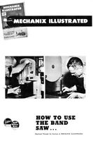 Atlas How To Use The Bandsaw Instructions