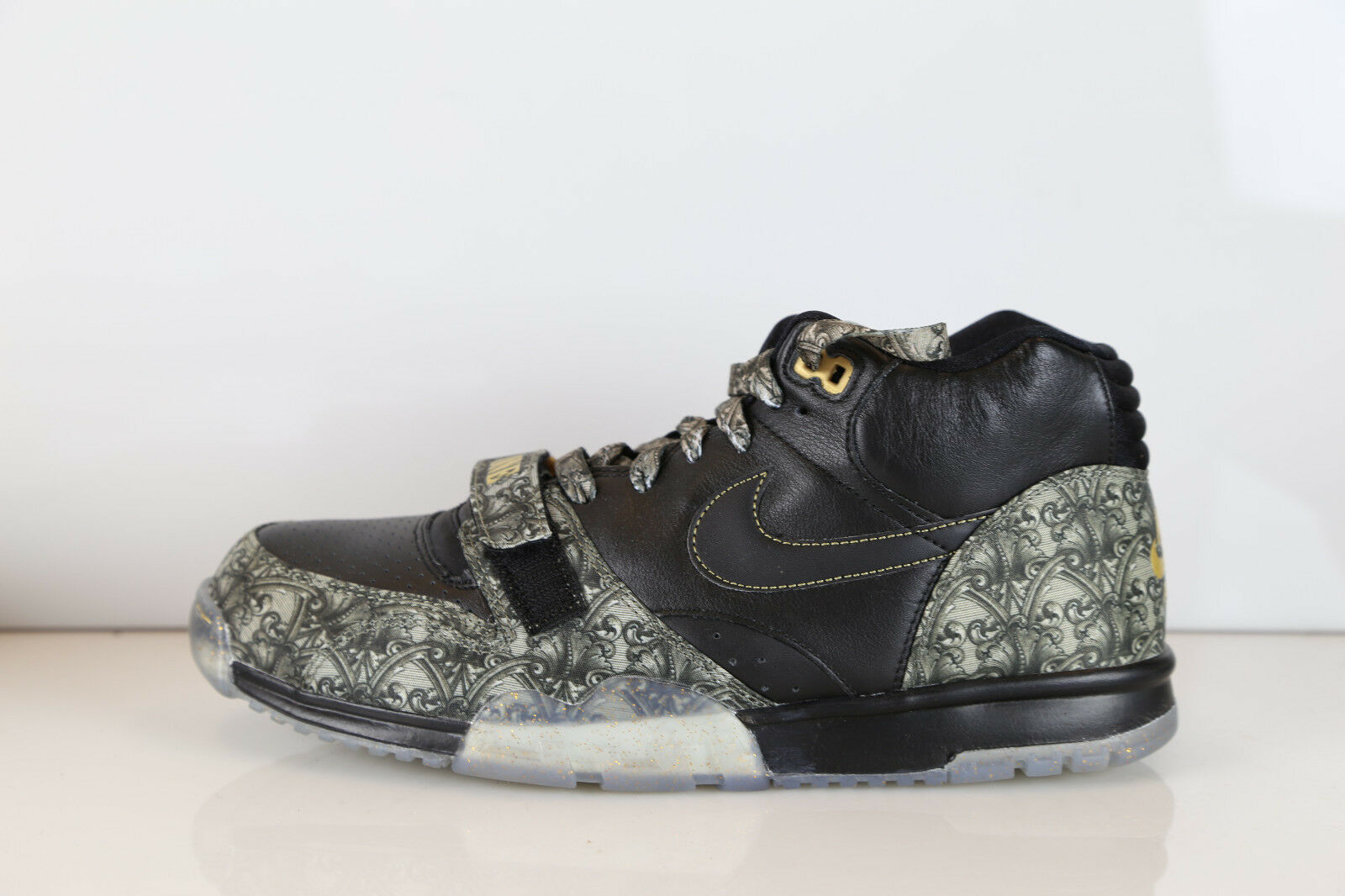 Nike Air Trainer 1 Mid Premium QS Paid in Full 607081-002 10.5