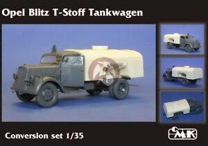 CMK-1-35-Opel-Blitz-T-Stoff-Tankwagen-Conversion-Set-for-Tamiya-kit-3103