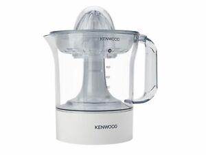 Kenwood-elektrische-Saftpresse-Zitruspresse-Entsafter-mit-Giesslippe-40-Watt-1L