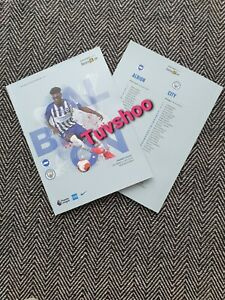 Brighton-amp-Hove-Albion-v-Manchester-City-Programme-11-7-20-READY-TO-DISPATCH