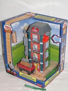 Mattel-y4498-Fisher-Price-Thomas-y-sus-amigos-Sodor-Fabrica-de-pintura-NUEVO
