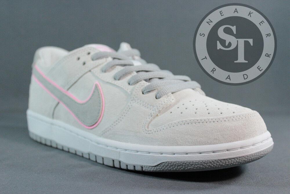 nike - sb - dunk low - nike iw ishod wair 895969-160 weißen perfekt rosa sz: 8 9d2a69
