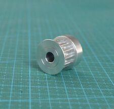 2×GT2 Timing Pulleys 2m GT2 Timing Belt Grub screws for RepRap Prusa Mendel