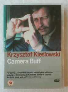 Camera-Buff-1979-Krzysztof-Kie-lowski-Poland-Artificial-Eye-2003-UK-Region-2-DVD
