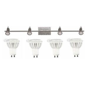 Moderner Led Deckenleuchte Mit Tropfendekor 4 Flammig Deckenlampe Küche Beleuchtung Deckenleuchten