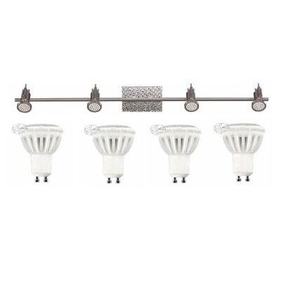 Moderner Led Deckenleuchte Mit Tropfendekor 4 Flammig Deckenlampe Küche Möbel & Wohnen Beleuchtung